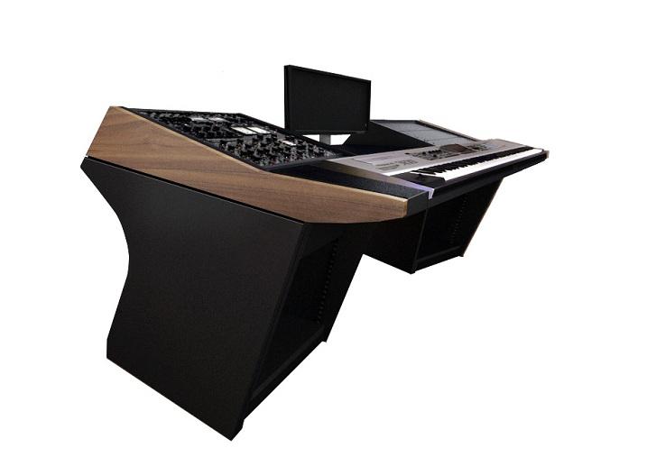 station de travail pour studio d 39 enregistrement modson ft1. Black Bedroom Furniture Sets. Home Design Ideas