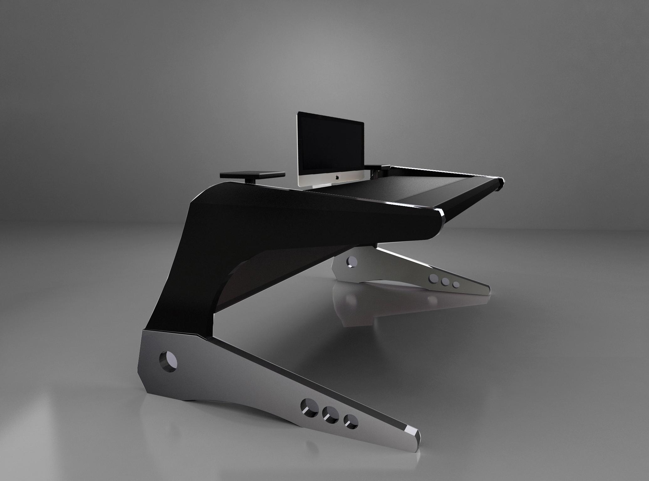 meuble pour studio d 39 enregistrement et mastering modson fabrique vos meubles pour votre studio. Black Bedroom Furniture Sets. Home Design Ideas