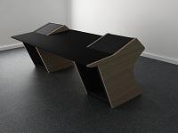 mobilier de studio d 39 enregistrement et de mastering station de travail pour tout type de. Black Bedroom Furniture Sets. Home Design Ideas