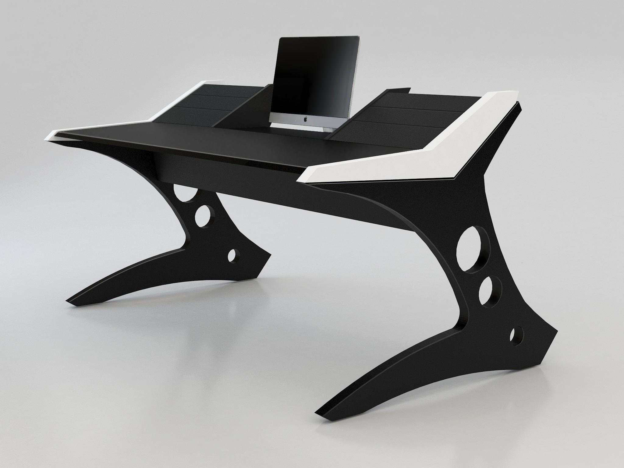 Modson equinoxe est le meuble entr e de gamme de la - Meuble de studio d enregistrement ...